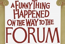 Performance Now Theatre Company presents A Funny Thing Happened on the Way to the Forum